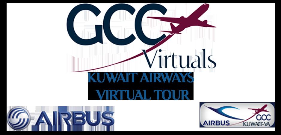 Kuwait Airways Virtual Airbus Tour