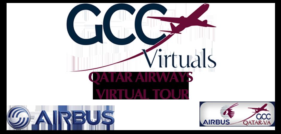Qatar Airways Virtual Airbus Tour