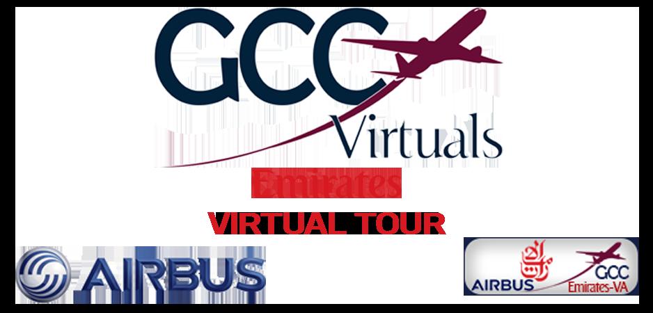 Emirates Airline Virtual Airbus Tour