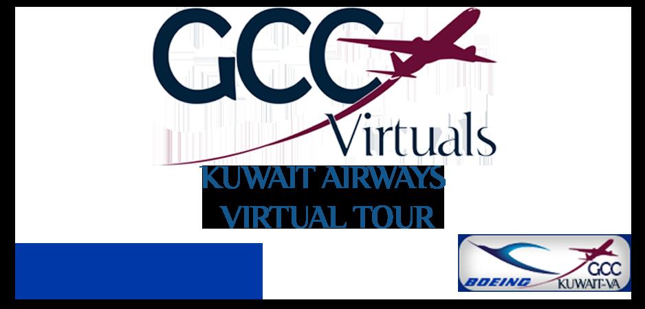 Kuwait Airways Virtual Boeing Tour